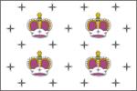 Официальный флаг Дмитровский район Московская область