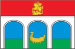 Официальный флаг Мытищинский район Московская область