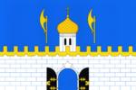 Официальный флаг Сергиево-Посадский район Московская область