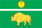 Официальный флаг Серпуховской район Московская область