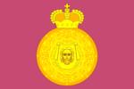 Официальный флаг Воскресенский район Московская область