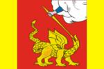 Официальный флаг Егорьевский район Московская область
