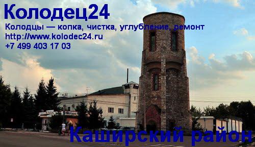 Кашира Каширский район Московская область