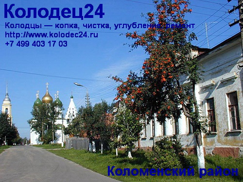 Коломна Коломенский район Московская область